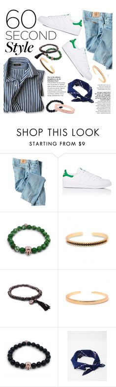 """60-Second Style: What's Your View?"" by gideon-john on Polyvore featuring Dickies, adidas, ASOS, men's fashion, menswear, DRAKE, views and 60secondstyle"