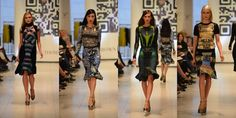 Peter Pilotto looks on Fash Mob » Brown Thomas A/W 2012 – review and catwalk round-up