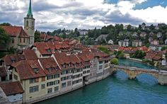 Bern, Switzerland, where almost all of my Swiss ancestors are from.