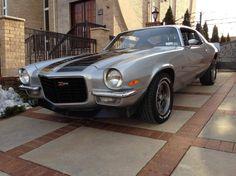 1973 Chevrolet Camaro Actual 22 Jump Street Movie Car