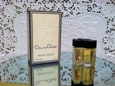 Oscar de la Renta Perfume Mini France 1987 by ScarlettsFancies, $10.00