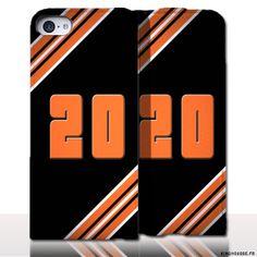 Protection iPhone 5 Cuir Numero - Personnalisez votre étui en cuir. #Corse #Sud #20 #iPhone5 #Cuir