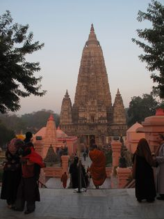 """In this blog post curator Kurt Behrendt discusses a preparatory trip he made to Buddhist sites in North India for his """"Tibet and India: Buddhist Traditions and Transformations"""" exhibition. 