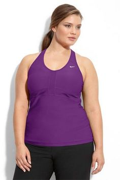 With the growing demand for plus size segments and with more girls participating in sporting events, it is relatively easy to find plus size sporting clothes and accessories in the market. Several large sports brands have realised the potential of this segment and have started producing and releasing plus size sporting clothes in the market.