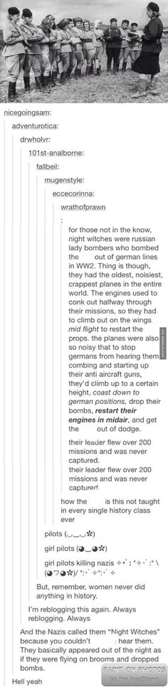 Important history lesson with tumblr
