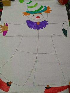 Resultado de imagen de art with children elementary school Clown Crafts, Carnival Crafts, Carnival Masks, Owl Theme Classroom, Classroom Birthday, Preschool Art Projects, Preschool Activities, Preschool Circus, Diy For Kids