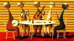"""Em homenagem ao Dia da Consciência Negra, as tardes de sábado de novembro terão samba e feijoada no Sesc Santo André. O projeto recebeu o nome """"Na Cadência do Samba, no Sabor do Feijão"""", o samba é Catraca Livre e a feijoada terá o valor de R$ 8 para todos.                                                                                                                                                                                 Mais"""