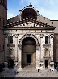 Leon Battista Alberti, Basilica di Sant' Andrea, 1472-1732, Mantova
