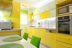 <p>Bring yellow kitchen decor ideas into your space for a brighter and fresher home. Many people are completely comfortable using yellow for those much-needed pops of color, but not as comfortable using yellow decor as the main color. That's a darn shame. Yellow has a enough personality to be the […]</p>