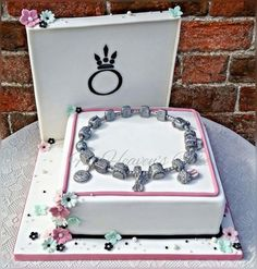 Pandora Box  by Bobbie-Anne Wright (For Heaven's Cake)
