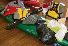 When you are new to the world of kayaking, selecting the appropriate kayaking gear may appear to be quite a challenging task. You can start by procuring some basic equipment and then proceed to customize these to match your preferences when you slowly become more adept and experienced.  http://www.amazines.com/article_detail.cfm/5559057?articleid=5559057