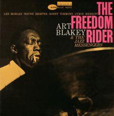 http://nypl.bibliocommons.com/search?q=%22Blakey%2C+Art%22_category=author=author Art Blakey | The Freedom Rider