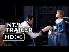Miss Julie TRAILER (2014) - Jessica Chastain, Colin Farrell Drama HD - YouTube