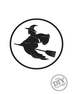 Free Halloween Printables - The DIY Village