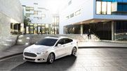 The 2013 Ford Fusion Titanium shown in White Platinum Tri-coat Metallic. 2013 Ford Fusion, Car Ford, Ford Vehicles, Metallic, Group, Cars, Gallery, Photos, Fotografia