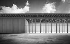 Das Büro von Markus Bachmann gewinnt den Wettbewerb für einen Werkhof im Berner Jura.