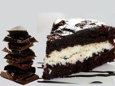 Vyskúšajte efektívnu a už na prvý pohľad lákavú tortu, ktorá poteší celú rodinu. Asi ste si už všimli, že milujem kokos a horkú čokoládu. Najlepšie je však to, že keď už vieme ako kombinovať ingred…