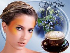 Good Morning, Latte, Food, People, Buen Dia, Bonjour, Essen, Meals, People Illustration