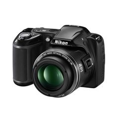 I found a camera to learn photography! Nikon COOLPIX L810