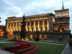 SERBIA - New palace in Bg