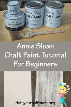 Annie Sloan Chalk Paint Tutorial: 10 Easy Steps for Beginners