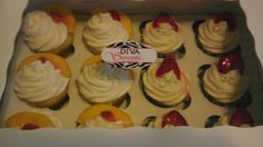 Cupcakes from Diva Sweets