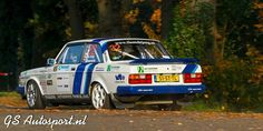Volvo 240 turbo rally