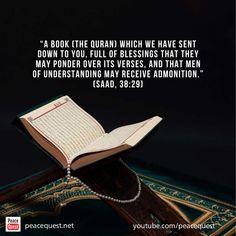 Ramadan, Learn Islam, Coran, Quran Verses, Blessed, Spirituality, Healing, Peace, Books