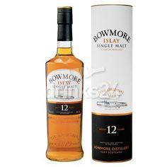 Bowmore 12y 0,7l 40%