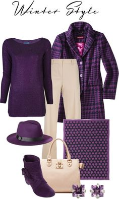 """""""Amethyst"""" by mariamk-1 on Polyvore"""