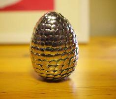 DIY Game of Thrones Dragon Egg