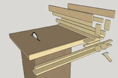 In this instructable you will see how I created the easiest, steadiest, strongest fully functional homemade table saw fence system. It's really simple. Table Saw Fence, Table Saw Stand, Table Saw Jigs, Diy Table Saw, A Table, Wood Table, Router Table, Picnic Table, Used Woodworking Tools