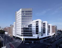 Melon District Marina Building - 5 min from Barcelona city center