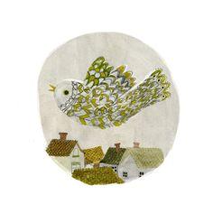 Katie Wilson Illustration - Fly
