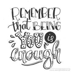 Dag 8 #dutchlettering van februari 2018. . . . . . . . . . . . #typography #calligraphy #brushcalligraphy #brushlettering #quote #lettering #letterart #handdrawn #handwritten #handmadefont #handletteren #handlettering #dutchletteringchallenge #draw #drawing #tekenen #tekening #sketch #doodle #typspire #typedaily