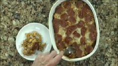 Skinny Pasta Pizza Casserole Thursday, July 9, 2015
