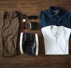 Outfit #ShirtWhite #OutfitForMen #Outfit #Fashion