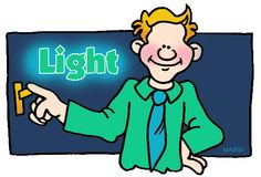 Light and Optics - Free Science Lesson Plans, Activities, Powerpoints, Interactive Games--FOR TEACHERS