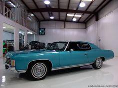 1971 Chevrolet Impala Custom Coupe