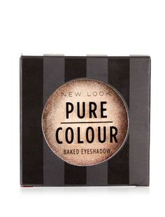Easy to blend, the Pure Colour Cream Baked Eye Shadow can be used wet or dry for varying intensity. #newlook #beauty