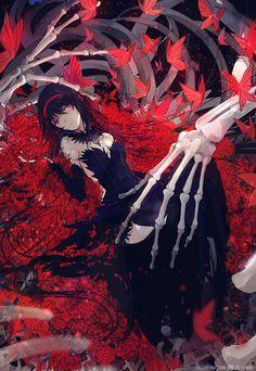 e-shuushuu kawaii and moe anime image board Anime Angel, Ange Anime, 5 Anime, Chica Anime Manga, Anime Demon, Manga Girl, Anime Love, Gothic Anime, Anime Fantasy