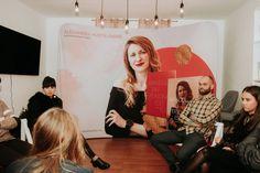 Lansare booklet ,,Brandul tău personal ești Tu,, - Bacău ⋆ Alexandra Hustiu Bibire Booklet