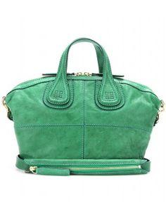 Givenchy - NIGHTINGALE MICRO MINI LEATHER HANDBAG - mytheresa.com GmbH