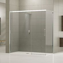 Shower enclosures  by Novellini also in UK