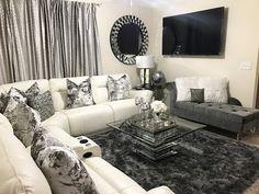Glam Living Room Tour   Home & Decor Updates 2017   LGQUEEN Home Decor - YouTube