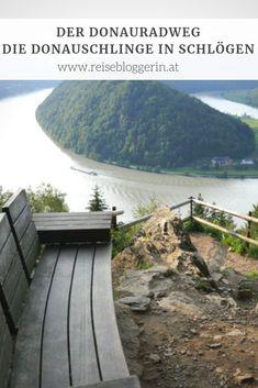 Wer mit dem Fahrrad am Donauradweg in Oberösterreich unterwegs ist, sollte unbedingt die Wanderung zum Aussichtspunkt Donauschlinge einplanen. #donauschlinge #donauradweg #oberösterreich Austria, Germany, Europe, Camping, Explore, Beautiful, Post, Travelling, Models
