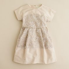 Flower girl dress for Char