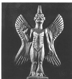 The Nephilim Chronicles: Fallen Angels in the Ohio Valley: Is the Mothman the Demon Pazuzu?