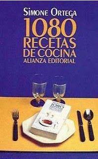 Receta Libro de Cocina : 1800 Recetas de Cocina - Simone Ortega para De Recetas y Cocina : Tu Blog De Gastronomía
