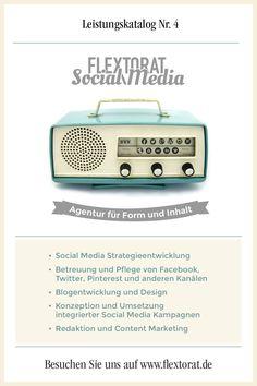 Flextorat | Social Media (www.flextorat.de)